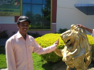 Rajesh Lion