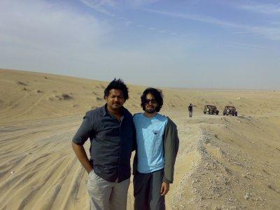 Dubai Desert Party