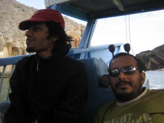Sajid and Pramod
