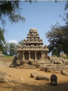 Mahabalipuram Shot 2