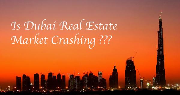 Is Dubai Real Estate Market Crashing ???
