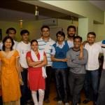 With Flip Media Bombay team
