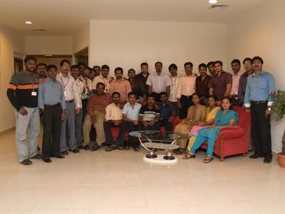 Flip Media Trivandrum Team 1