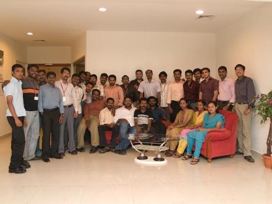Flip Media Trivandrum Team 2